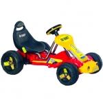 Kart electric pentru copii 9788 Rosu