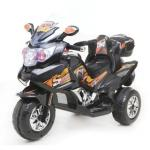 Motocicleta electrica 6V PB378 neagra