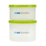 Set 2 recipiente hrana copii Termaline  BebeduE 80134