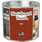 Vopsea Blackboard Paint Rosu 0.5L Chalk Board MagPaint Europe MGBBRed-05L