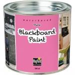 Vopsea Blackboard Paint Roz 0.5L Chalk Board MagPaint Europe MGBBPink-05L