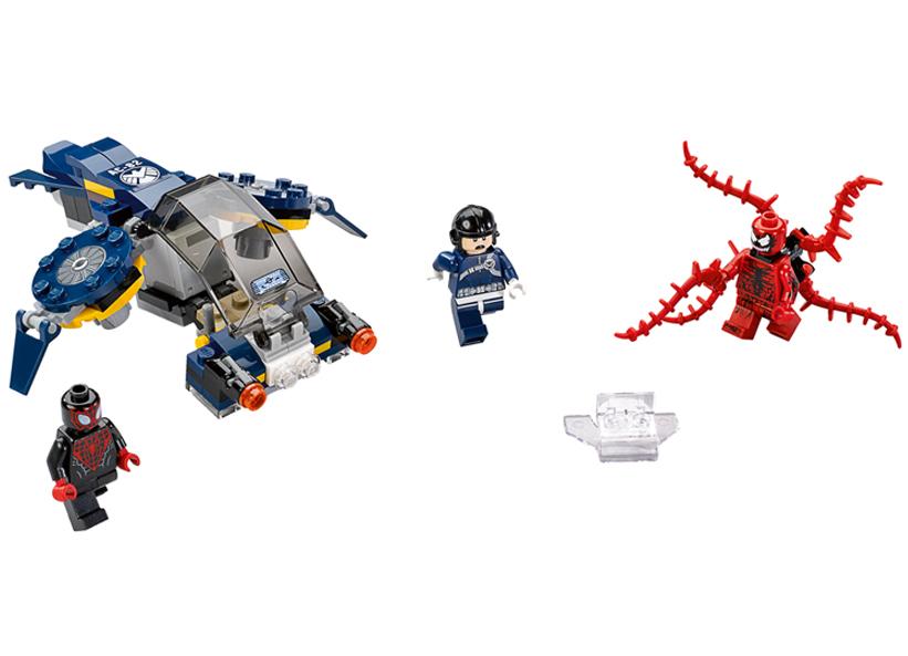 Atacul aerian a lui Carnage (76036)