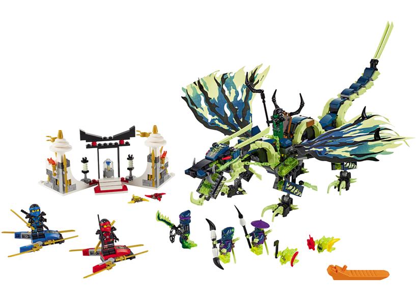 Atacul dragonului Morro (70736)