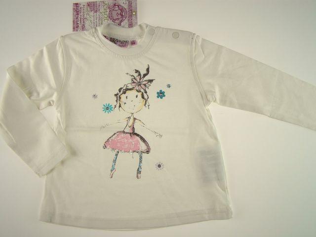 Bluza fete BALERINA (MASURA 80( 9-12 luni ))