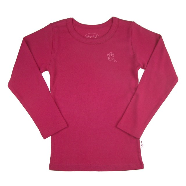 Bluza fete BUTTERFLY (MASURA 140 (9-10 ani))