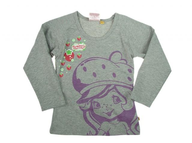 Bluza fete CAPSUNICA (MASURA 128 (7-8 ani))