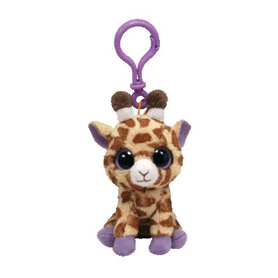 Breloc girafa SAFARI (8.5 cm) - Ty