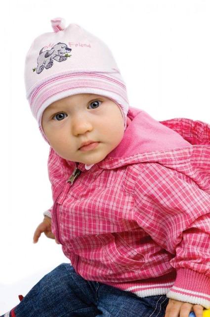 Caciulita bebe (MASURA 40)