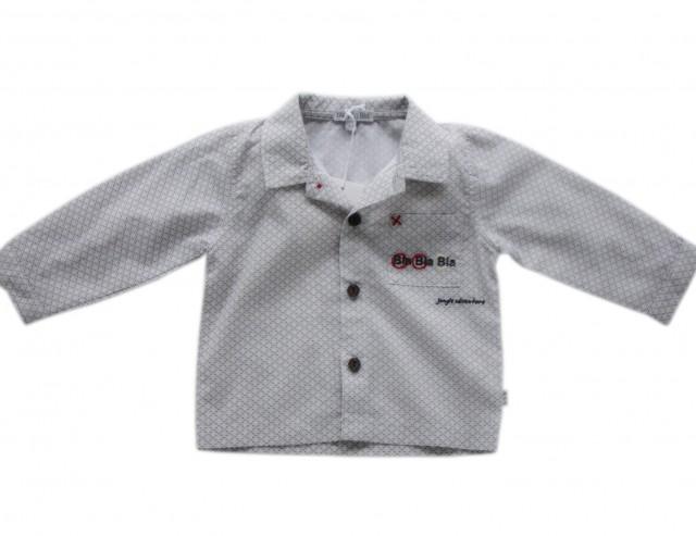 Camasa maneca lunga bebe (Masura 104 (3-4 ani))