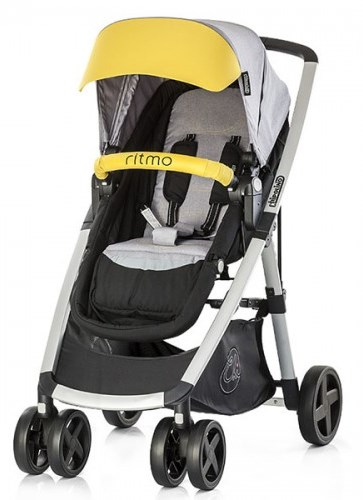 Carucior Chipolino Ritmo yellow 2015