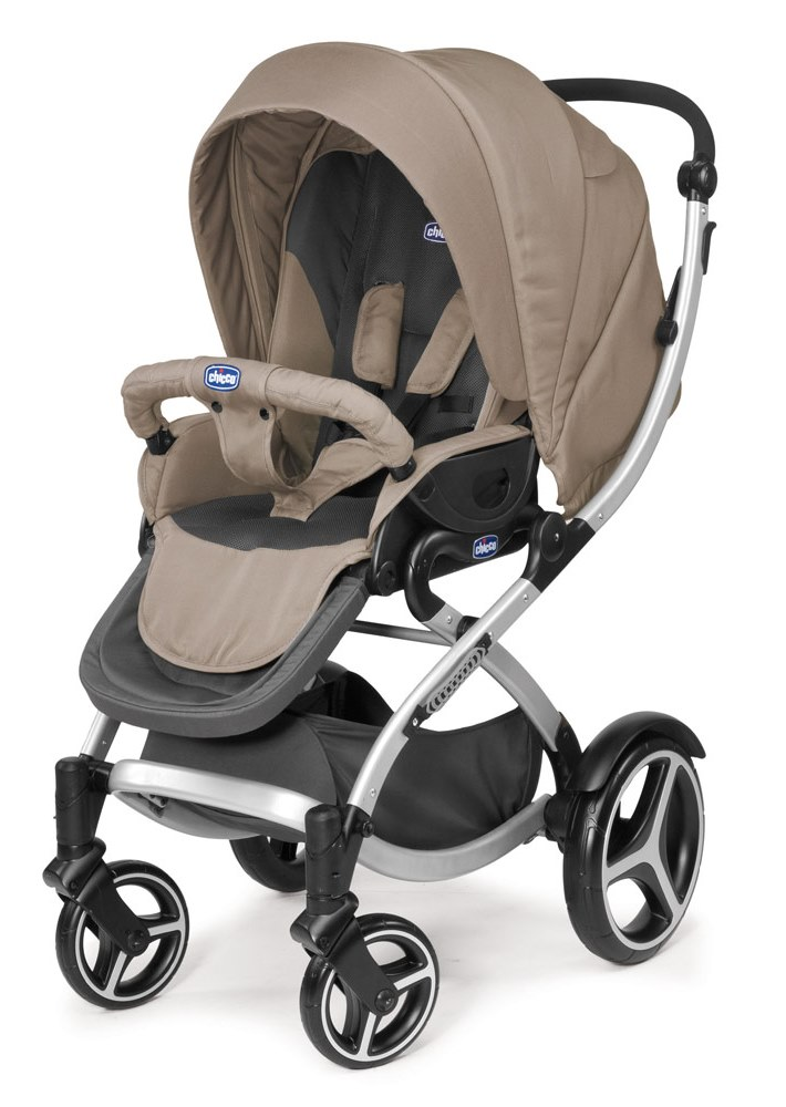 Carucior sport Chicco Artic Off-Road, Beige, 0luni+