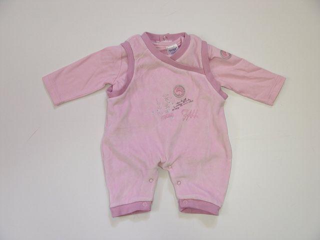 Compleu bebe fetita (MASURA 74 (9-12 luni))
