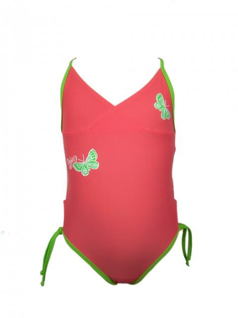 Costum de baie intreg fetite (MASURA 110 (4-5 ani))