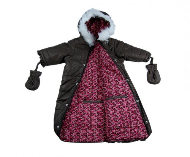 Costum ski bebelusi (MASURA 74 (9-12 luni))