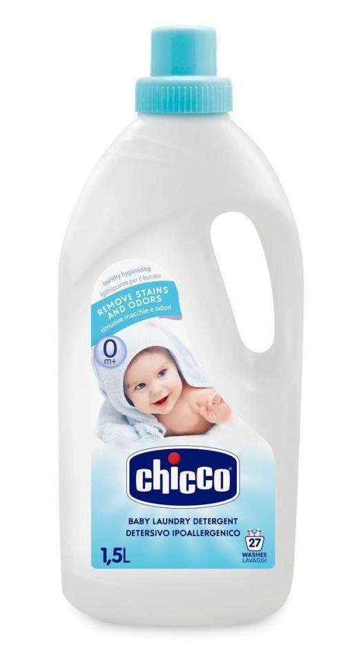 Detergent lichid hipoalergenic Chicco 1.5litri