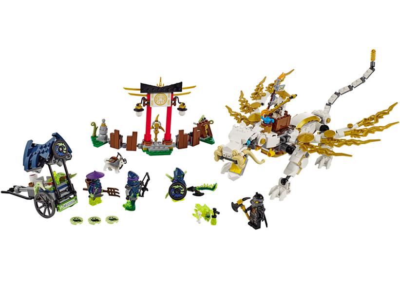 Dragonul maestrului Wu (70734)