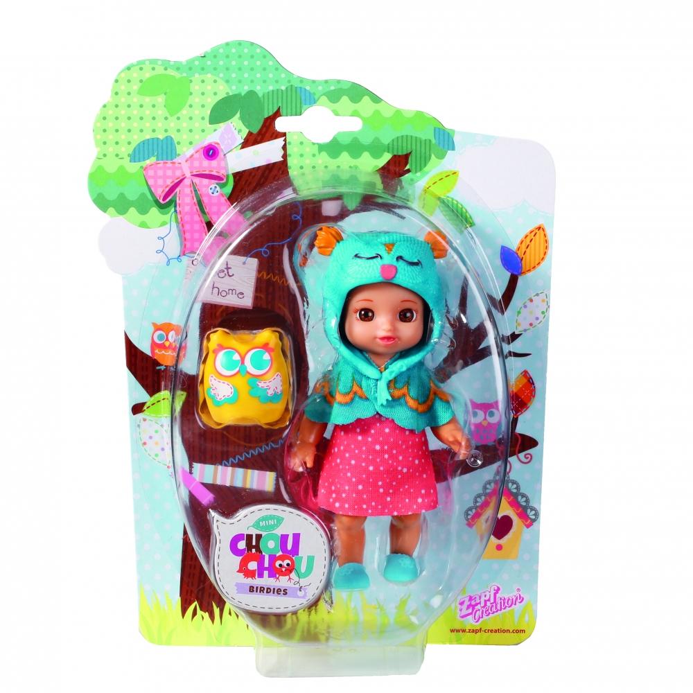 Figurina Mini Chou Chou Flory