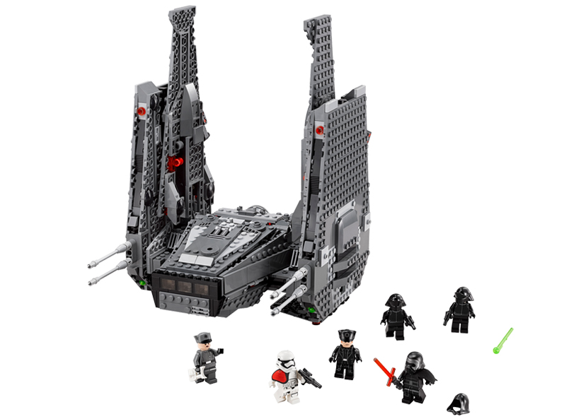 Kylo Rens Command Shuttle (75104)