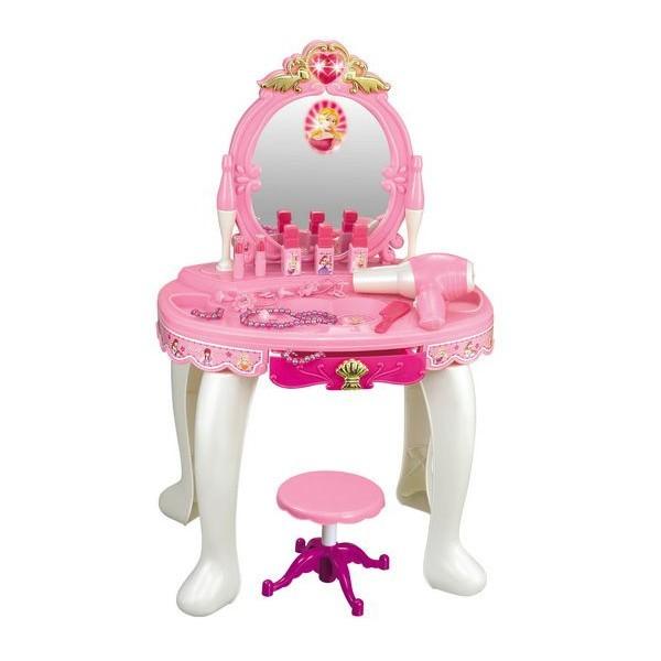 Masa De Toaleta Cu Pian Pentru Fetita Jucarii Copii