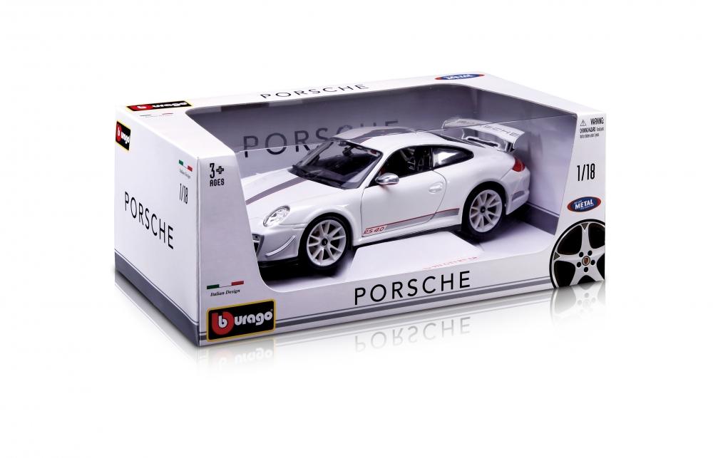 Porche 911 GT 3 RS 4.0 Bburago