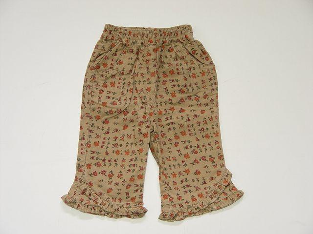 Pantalonasi FLOWER GARDEN (MASURA 74 (9-12 luni))