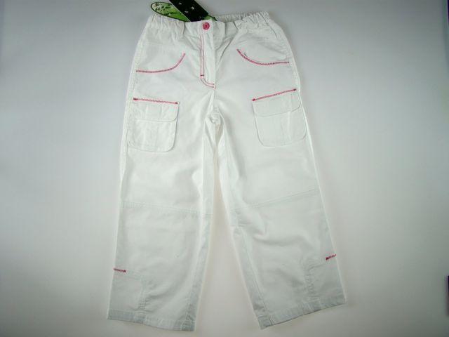 Pantaloni lungi fete White Light (Masura 116 (5-6 ani))