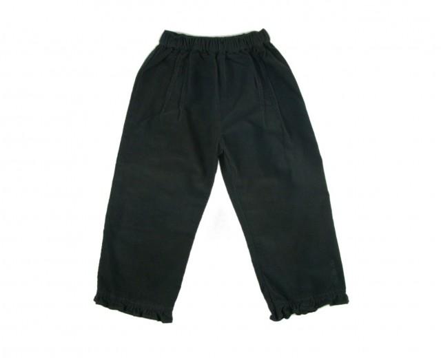 Pantaloni raiat fetite SILVANA (MASURA 68 (3-6 luni))