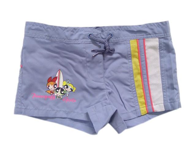 Pantaloni scurti fete POWERPUFF (MASURA 116 (5-6 ani))