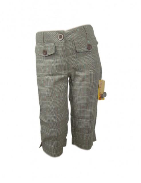 Pantaloni trei sferturi fetite (MASURA 104 (3-4 ani))