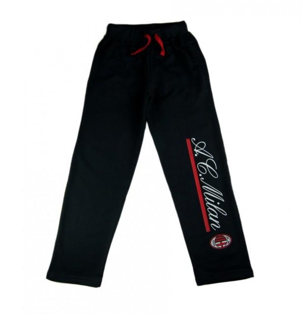 Pantaloni trening copii AC Milan (MASURA 152 (11-12 ani))