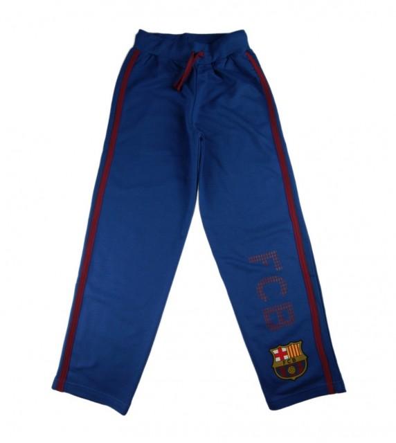 Pantaloni trening copii Fc Barcelona (Masura 128 (7-8 ani))