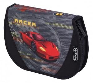 Penar echipat 26 piese motiv Flexi Red racer