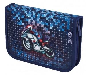 Penar echipat 31 piese motiv Smart motorbike