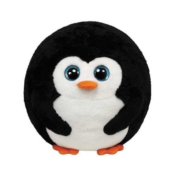 Plus pinguinul AVALANCHE (12 cm) - Ty