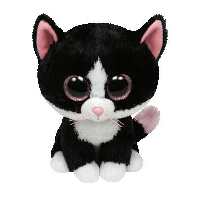 Plus pisica PEPPER (15 cm) - Ty