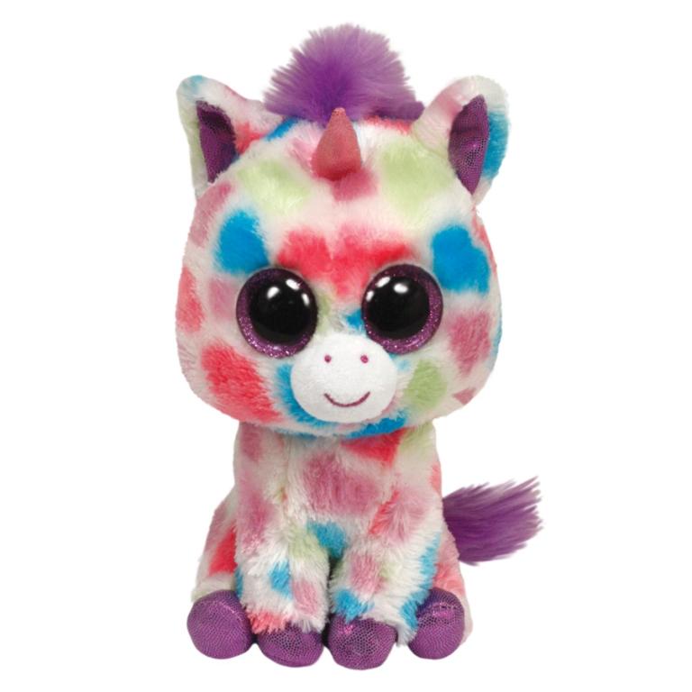 Plus unicornul WISHFUL (15 cm) - Ty