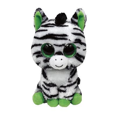 Plus zebra ZIG ZAG (15 cm) - Ty