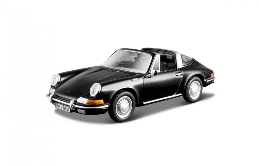 Porsche 911 - Black - Minimodel auto 132 Street Clasic