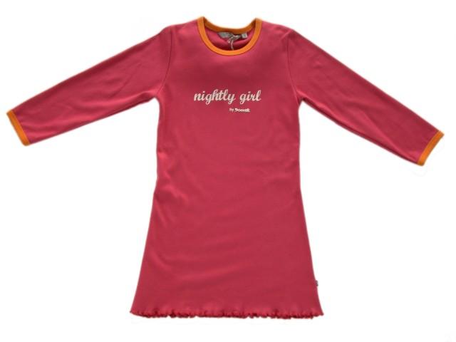 Rochie de noapte Nightly Girl material bumbac (Masura 140 (9-10 ani))