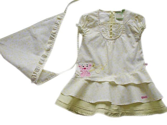 Rochita copii bebelusi PANTERA ROZ (MASURA 80 (12-18 luni))