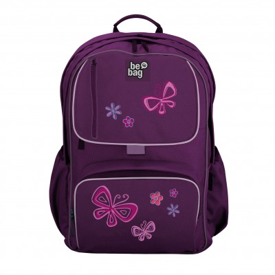 Rucsac Be Bag Cube Butterfly Herlitz