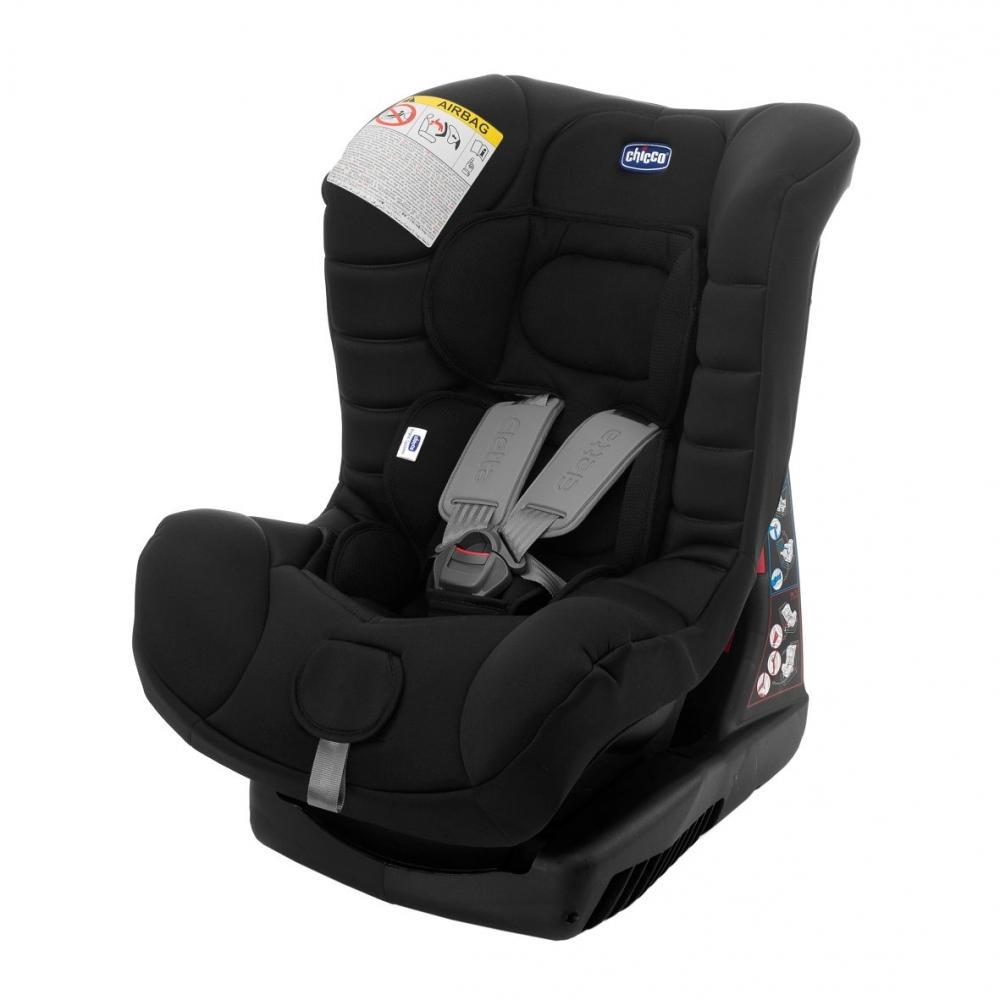 Scaun Auto Chicco Eletta Comfort, Black, 0luni+