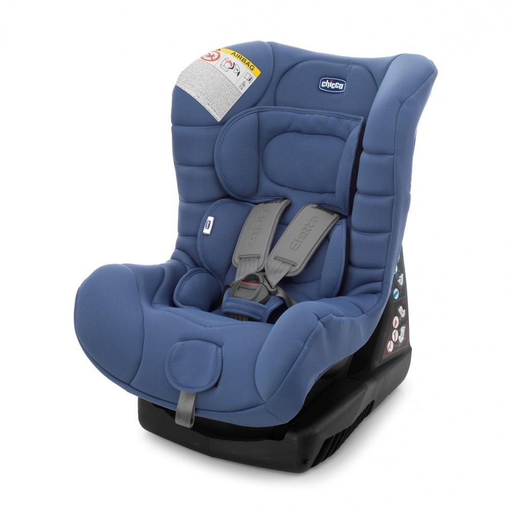 Scaun Auto Chicco Eletta Comfort, Blue Sky, 0luni+