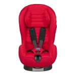 Scaun auto Chicco XPace Isofix, Scarlet, 12luni+