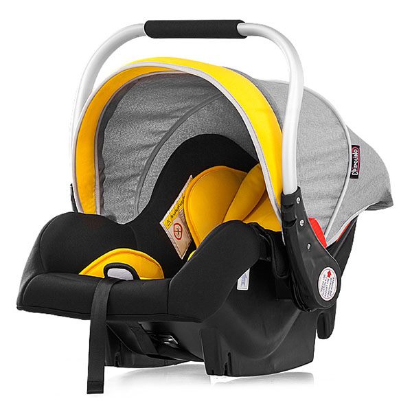 Scaun auto Chipolino Ritmo yellow