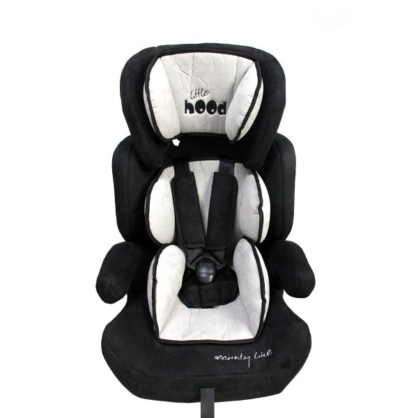 Scaun auto EURObaby Little Hood MXZ EF 9-36 Kg - Gri imagine