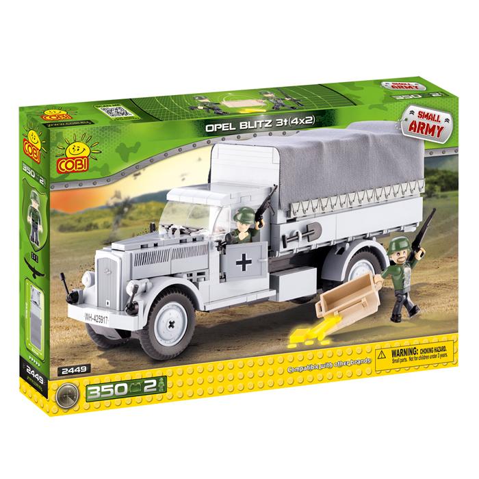 Set de construit camion german OPEL BLITZ  - Cobi