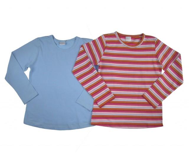 Set doua bluze fetite Step (masura 116 (5-6 ani))