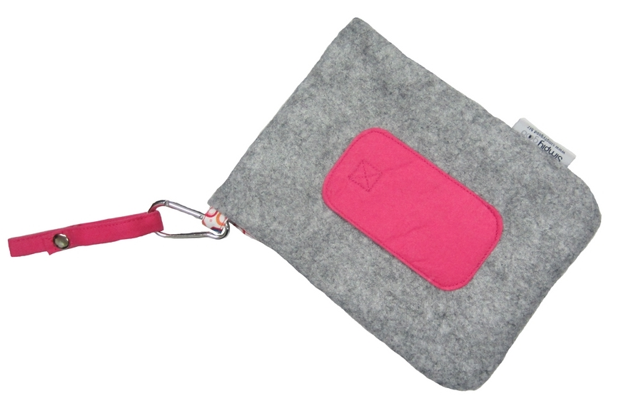 Suport pentru servetele umede Roz