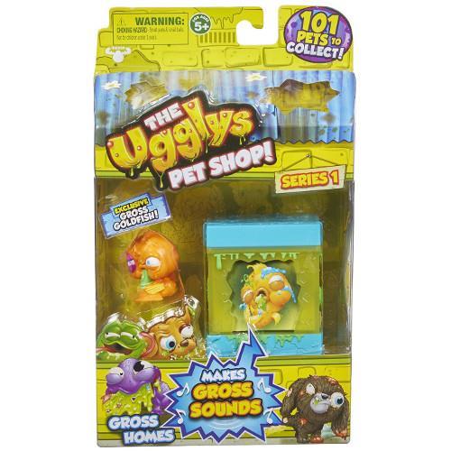 The Ugglys Pet Shop - Acvariu cu Pestisor